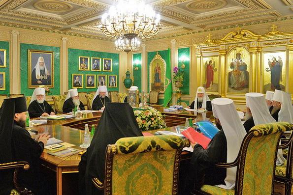 Отношение Русской Церкви к форуму на Крите определит в июле Священный Синод