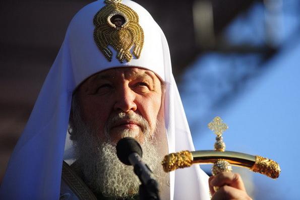 Патриарх Кирилл назвал позицию России по Сирии благородной и честной
