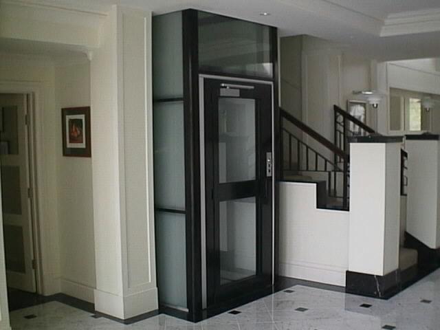 Мини лифт для дома