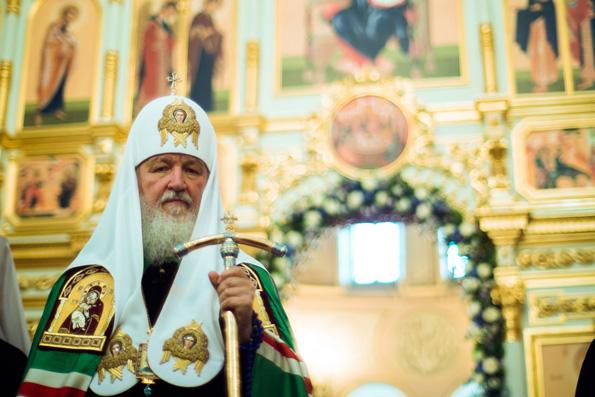 Патриарх Кирилл выразил соболезнование родным жертв теракта в турецком Газиантепе