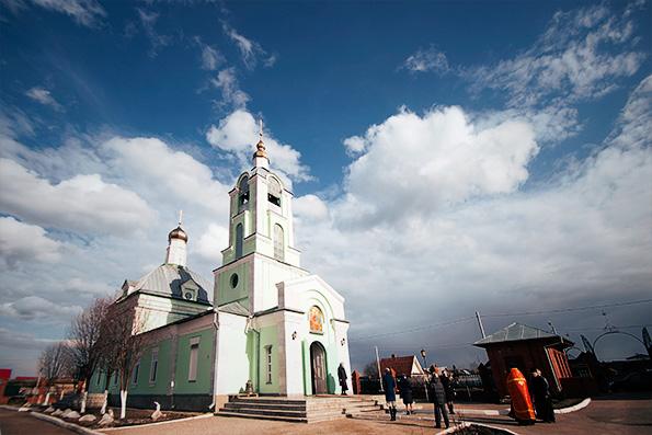 Храм Живоначальной Троицы, село Большая Шильна