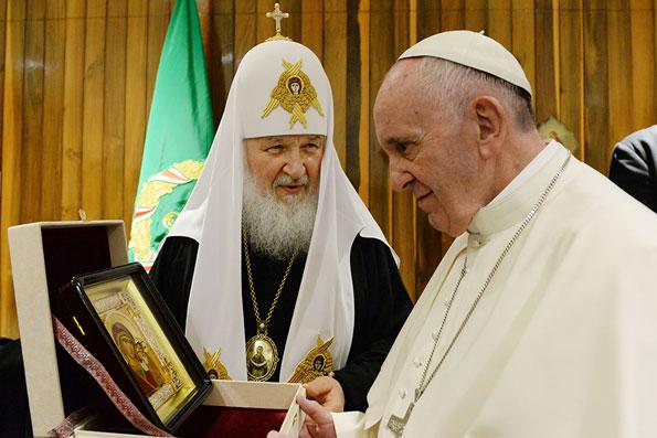 Призыв Патриарха Кирилла и папы Франциска защитить христиан остается актуальным