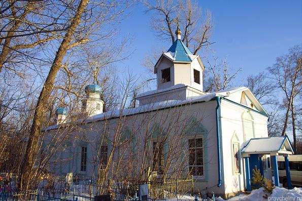 Храм Казанской иконы Божией Матери, г. Мензелинск