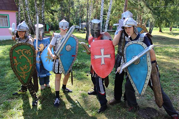 Реконструкция исторической «Невской битвы»