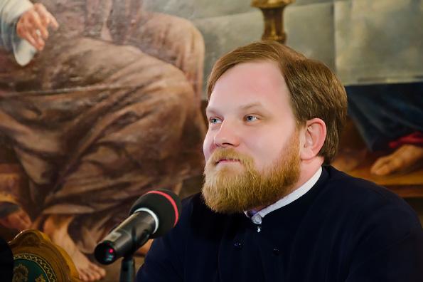 Диакон Александр Волков: ряд СМИ исказили слова Патриарха о советском периоде