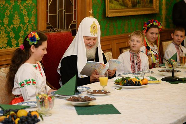 Патриарх надеется посетить Украину и совершить молитву с киевлянами