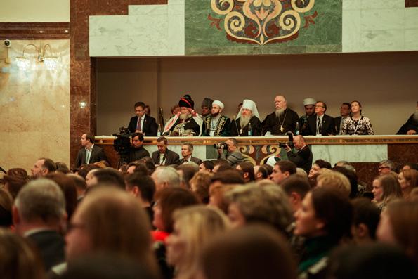IV форум Всероссийской программы «Святость материнства» открылся в Казани