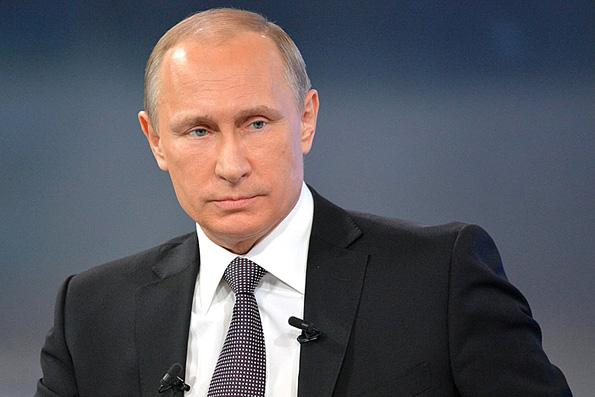 Владимир Путин о сбитом турками российском самолете: Это удар в спину
