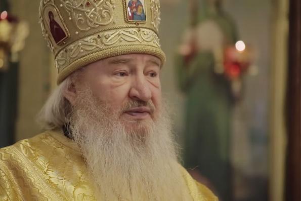 Проповедь митрополита Феофана в Неделю 25-ю по Пятидесятнице