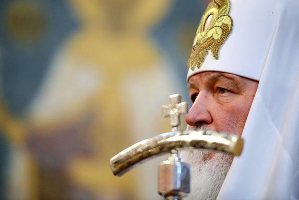 Патриарх Кирилл: праздновать Хэллоуин после трагедии на Синае недопустимо