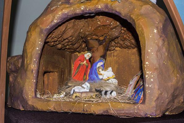 В Казани открылась выставка рождественских вертепов