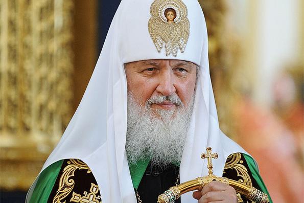 И снова мания идеологическая, или как критикуют Патриарха Кирилла