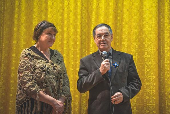 Татьяна Сушенцова и Анатолий Елдашев