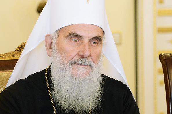 Патриарх Сербский выразил осуждение действиям раскольников на Украине