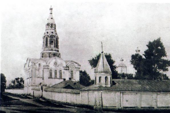 Мензелинский Пророко-Ильинский женский монастырь