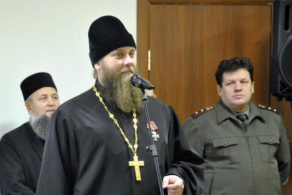 Обращение к кадетам иерея Сергия Карпухина