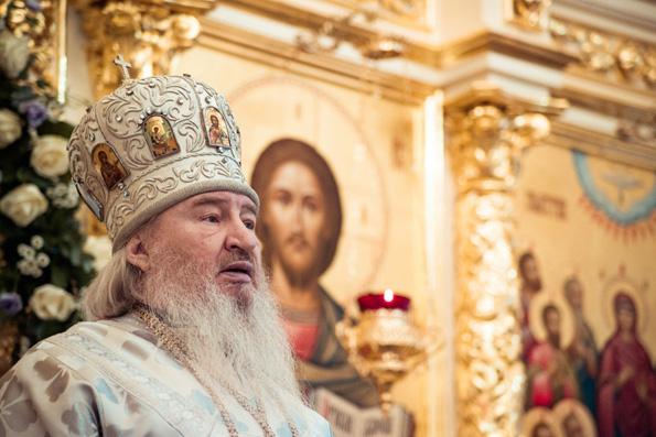 Проповедь митрополита Феофан в Неделю 30-ю по Пятидесятнице, святых праотец
