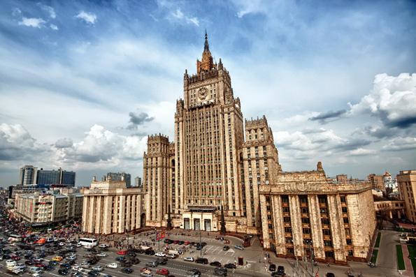 МИД РФ констатирует пассивность ОБСЕ в отношении захвата храмов на Украине