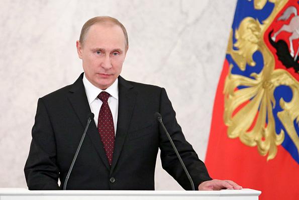 Владимир Путин: «Русский должен знать цену свою»
