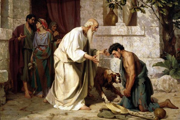Великий пост: почему вечером поется псалом изгнания и каков смысл Недели о блудном сыне