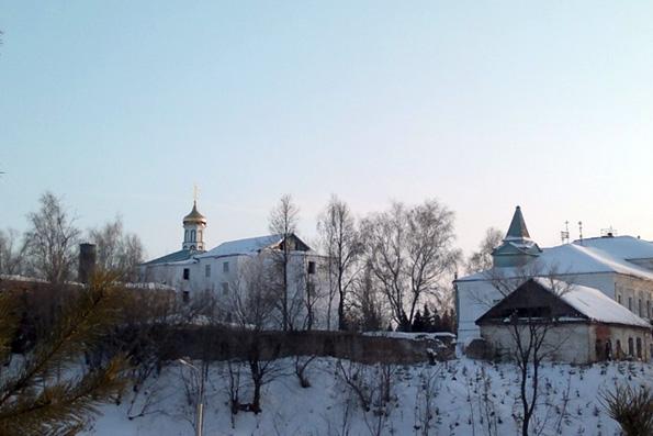 Воскресенский Новоиерусалимский монастырь, город Казань