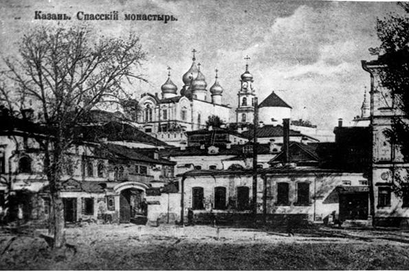 Спасо-Преображенский монастырь, Казань