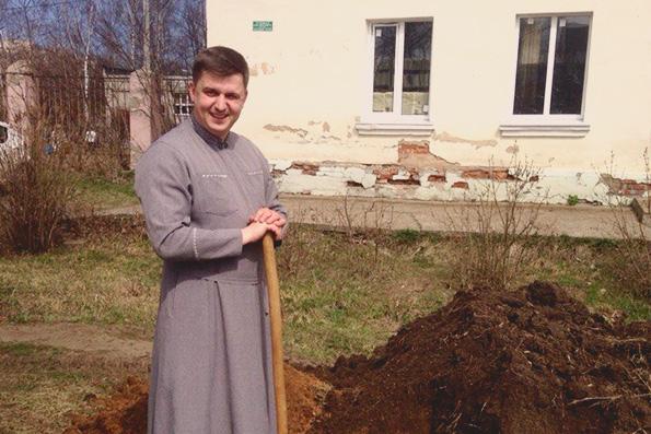 В память о ветеранах Великой Отечественной войны в Зеленодольске посадили молодые деревья