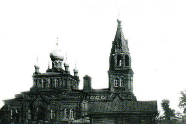 Церковь Смоленской иконы Божией Матери в Козьей слободе