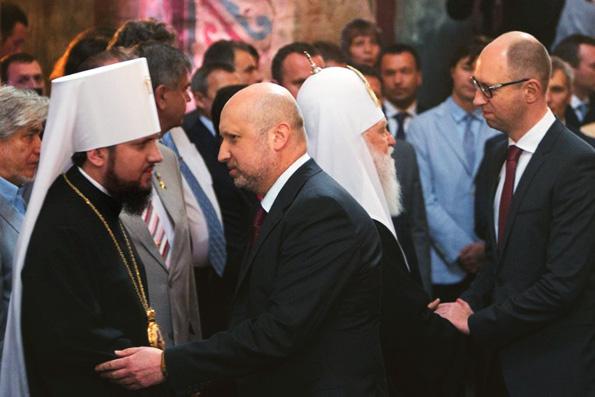«Киевский патриархат» захватил 23 храма на Украине