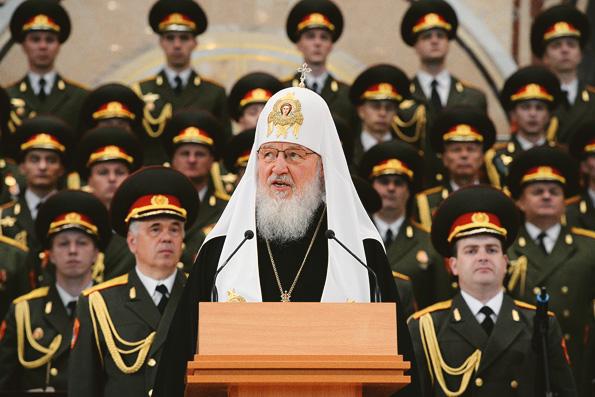 Патриарх Кирилл: «Большая радость — отметить 70-летие Парада Победы под сводами Храма Христа Спасителя»