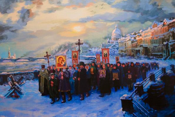 Упование на Небесную Покровительницу в дни Великой Отечественной войны