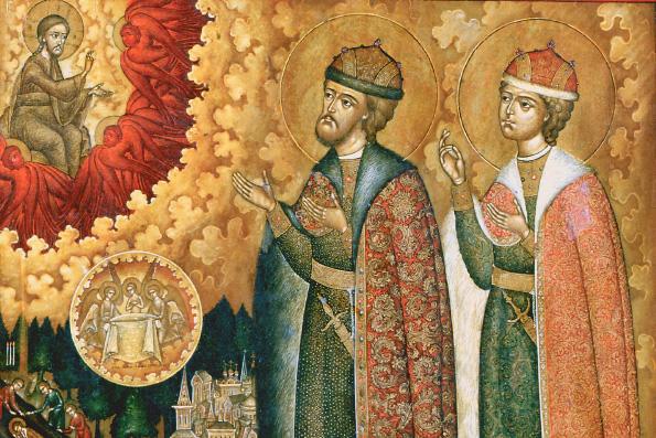 Археологи исследуют место убийства первого русского святого князя Глеба
