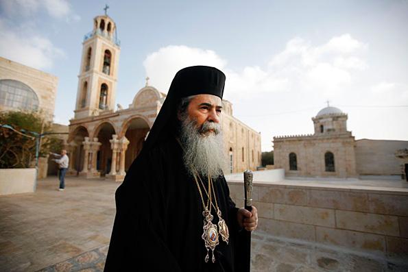 Иерусалимский патриарх назвал заблудшим лидера украинских раскольников