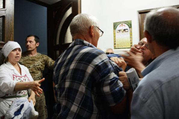 В ОБСЕ обсудили захват храмов Украинской Православной Церкви Московского Патриархата