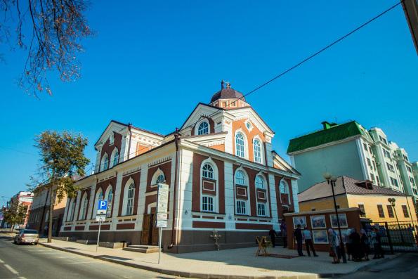 В центре Казани реставрируют забытый храм