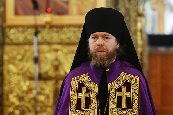 Патриарх Кирилл пожелал епископу Тихону (Шевкунову) иметь попечение о духовном просвещении людей