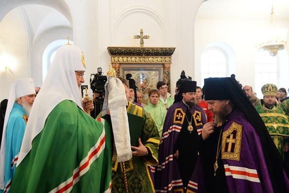 Епископ Тихон (Шевкунов)