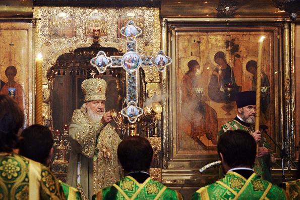 Патриарх Кирилл: благополучие России зависит от прекращения войны в Сирии