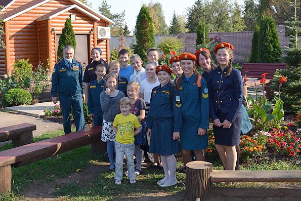 Набережночелнинский клуб «Спас» принимает новых воспитанников