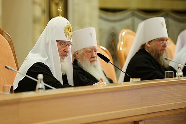 Православные Церкви не будут объединяться с другими церквами