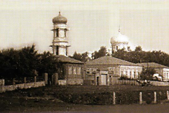 Бугульминский Казанско-Богородицкий женский монастырь