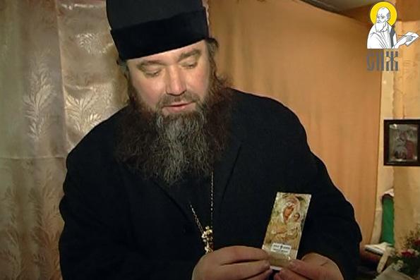 После избиения православных в селе Птичья на иконе Богородицы выступила кровь