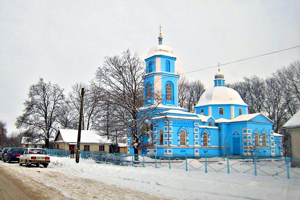 Храм в селе Птичья арестован судом