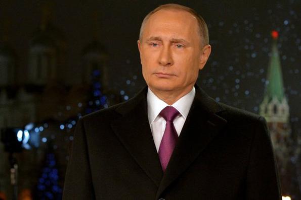 Владимир Путин: Пусть любовь и милосердие будут нашей опорой