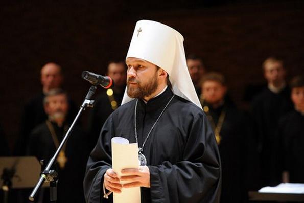 Митрополит Иларион: «Последние 28 лет явили самый большой рост веры в России