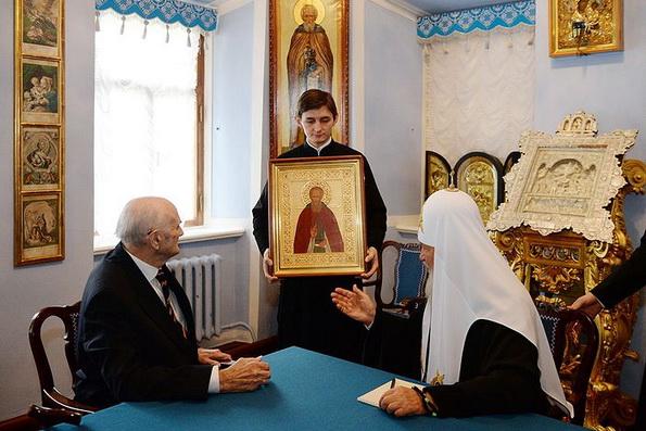 Патриарх Кирилл заявил о завершении экспертизы останков царской семьи