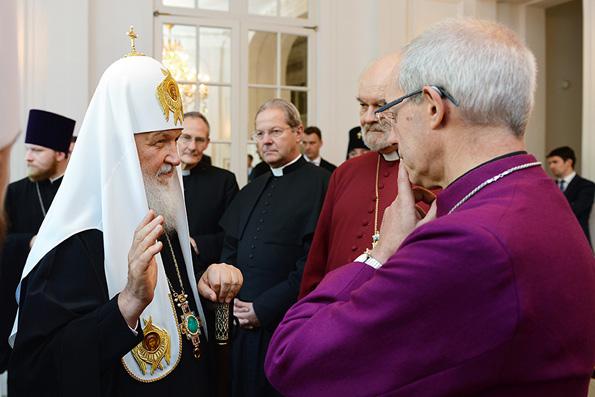 Христианство должно внести вклад в развитие российско-британских отношений, — Патриарх Кирилл
