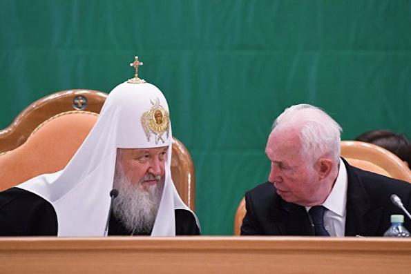 Патриарх Кирилл: «Русская Православная Церковь продолжит диалог с католиками, но не с протестантами»