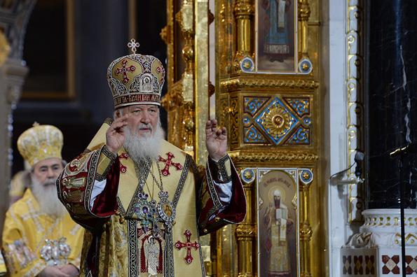 Патриарх Кирилл уверен, что восстановление прежних отношений Украины с Россией может произойти «очень быстро»