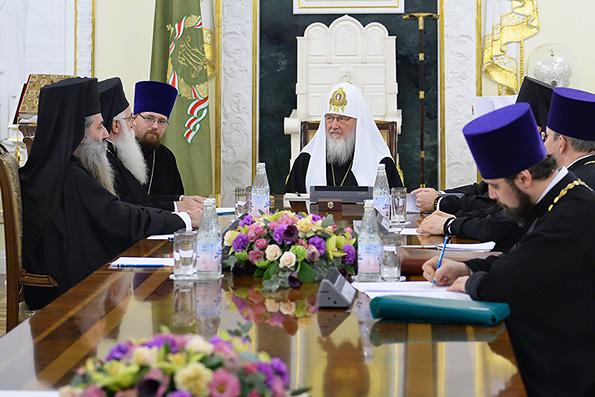 Православие поможет Греции пережить временные трудности — патриарх Кирилл